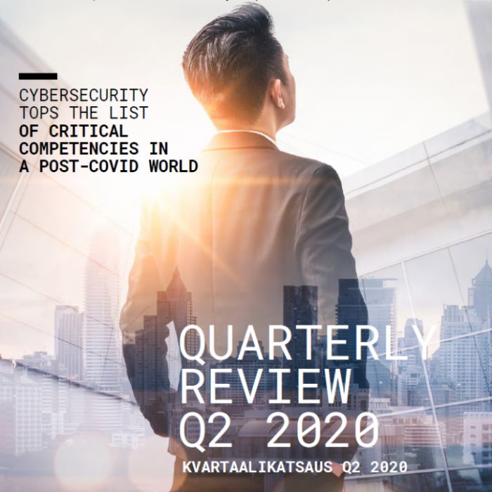 Cyberwatch Finland Q2 magazine – A Passion for a Cyber Safe World