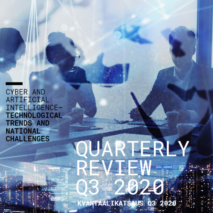 Cyberwatch Finland Q3 magazine – Every Day is Cyber Security Day!